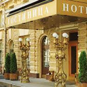 Гостиницы Крымска