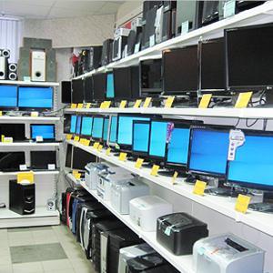 Компьютерные магазины Крымска