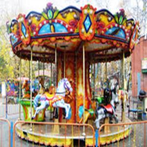 Парки культуры и отдыха Крымска