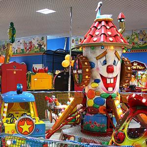 Развлекательные центры Крымска