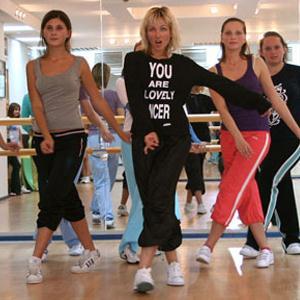 Школы танцев Крымска