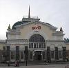 Железнодорожные вокзалы в Крымске