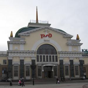 Железнодорожные вокзалы Крымска